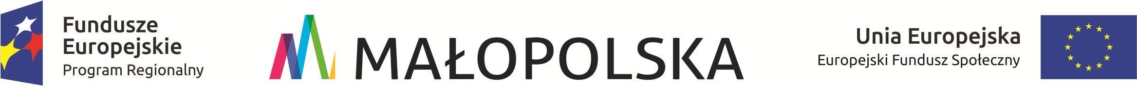 logotyp funduszy RPO EFS